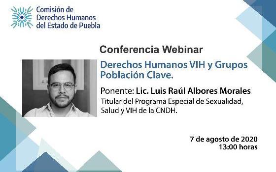Derechos Humanos VIH y Grupos Población Clave
